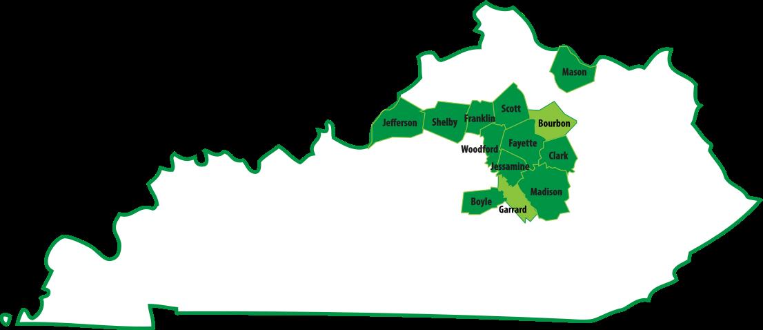 Map | The Official Hemp Highway of Kentucky
